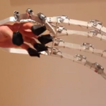 Robohands Made by New 3D Printers Assist Children without Hands