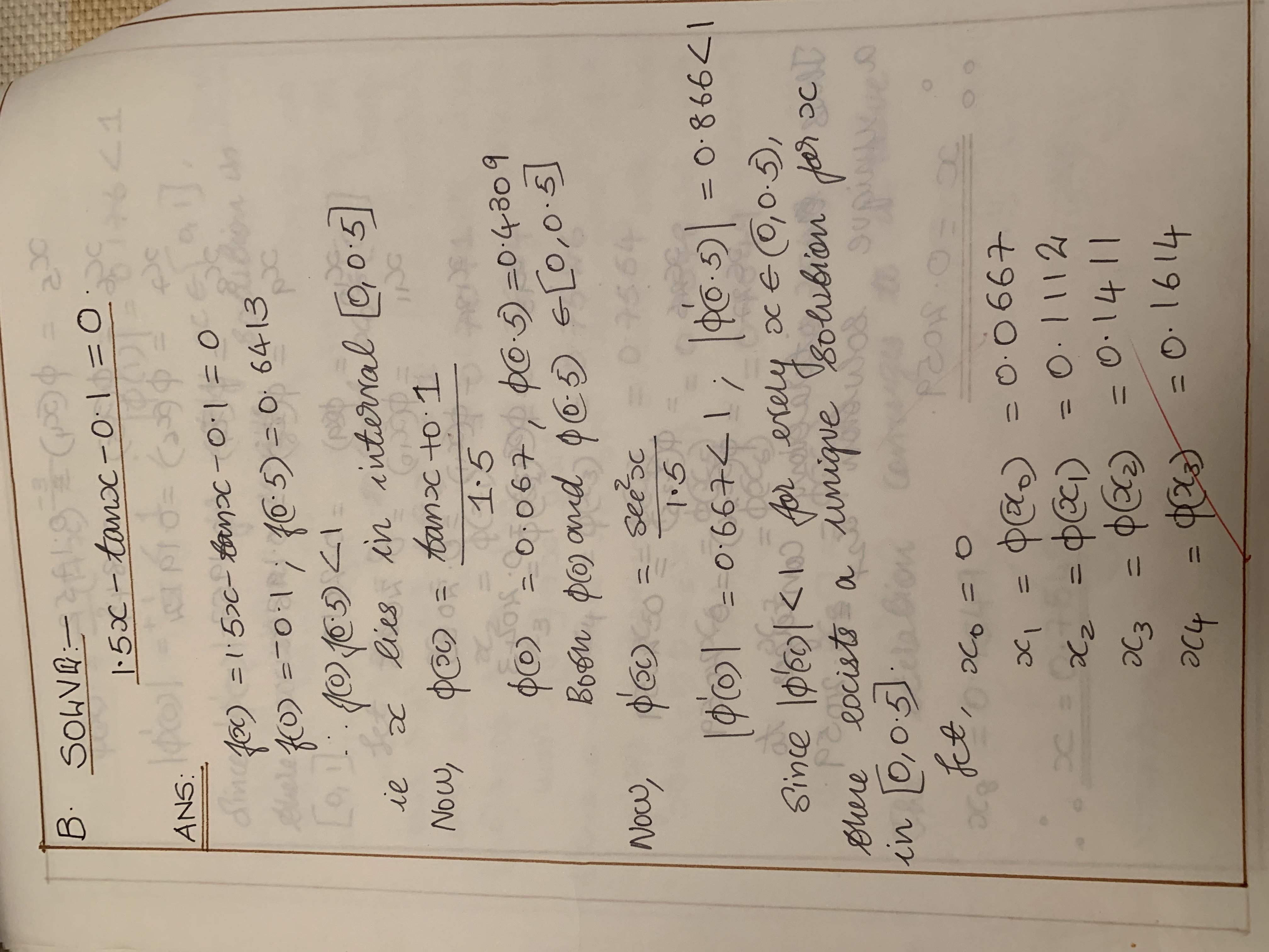 solution-of-transcendental-equation