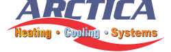 Arctica Heating and Cooling Logo
