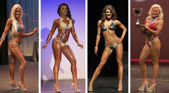 COMPETITION TIPS FROM 4 TOP IPL BIKINI PROS!