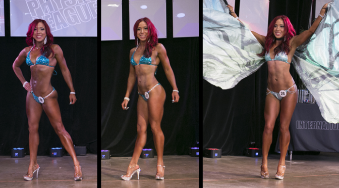 KRISTEN PEREZ IS A SERIOUS THREAT IN IPL PRO BIKINI! AND PRO FITNESS ANGELS, TOO!