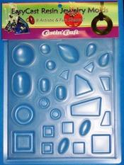 Jewelry Mold - 26 Cavities