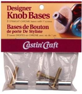 Designer Knob Bases