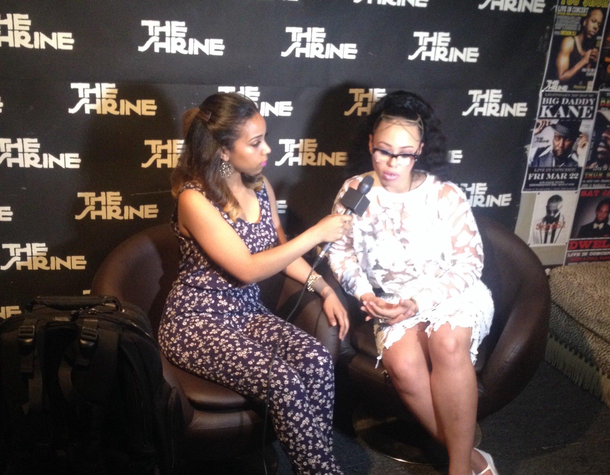 Elle Varner Interview with GirlMuch.com