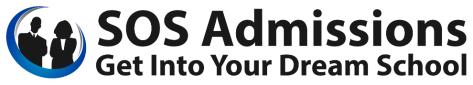 SOS Admissions Logo