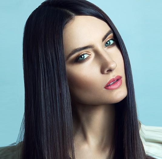 Straight Hair(2)