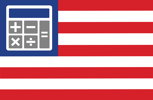 Flag-600x394 It's Math Not Politics