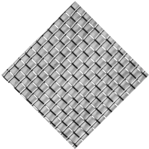 large mesh diamond