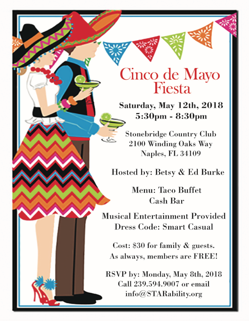 Cinco De Mayo Fiesta @ Stonebridge Country Club | Naples | Florida | United States