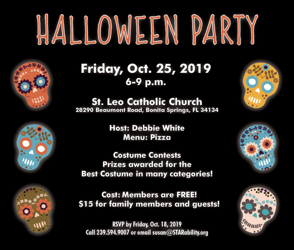 Halloween Party 2019 @ St. Leo Catholic Church