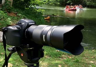 Samsung NX1 with 50-150mm f/2.8 OIS ED Lens