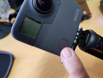 GoPro Fusion from B&H Photo-Be sure to get Drops&Spills Protection