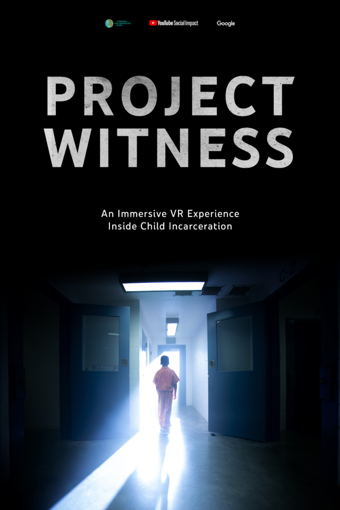 Project Witness VR Campaign Shines A Spotlight On Child Incarceration