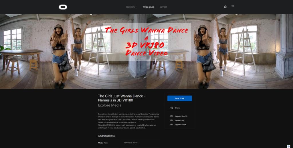 The Girls Wanna Dance