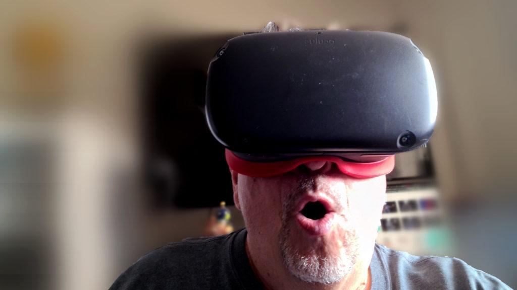 VR Camera Bootcamp