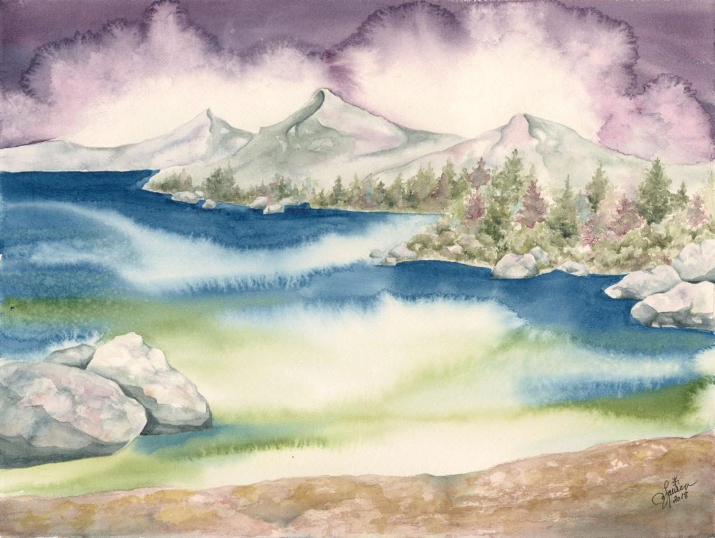 Memories of Lake Tahoe