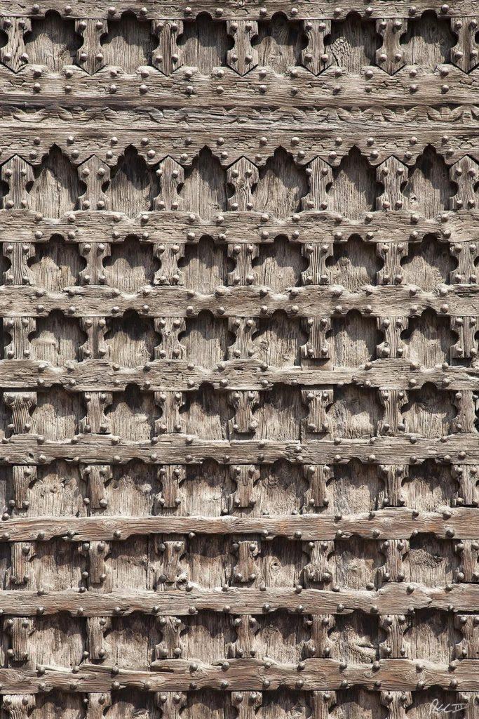 Wood Door of Verona