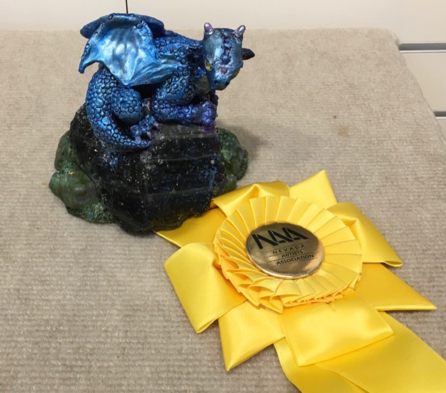 """Blue Dragon"""