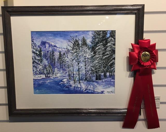 """""""Yosemite Wilderness Bliss"""""""