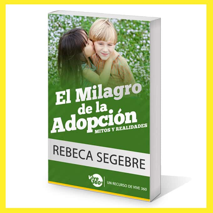 Compra agora Mitos y Realidades de la Adopción por solo $7 y ayuda a nuestra campana de noviembre DejaTuHuella