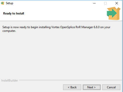 installing the record and replay manager tool