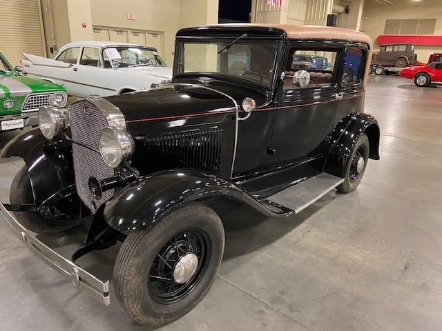 """#331 – 1931 Ford Model """"A"""" Victoria – NO RESERVE"""