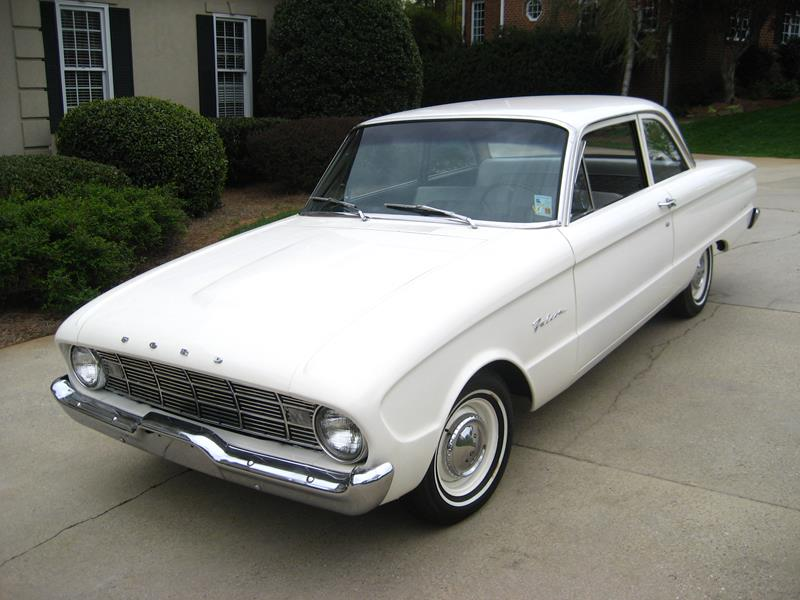 #360 – 1960 Ford Falcon 2-Door