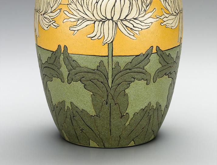 Paul Revere Pottery Vase