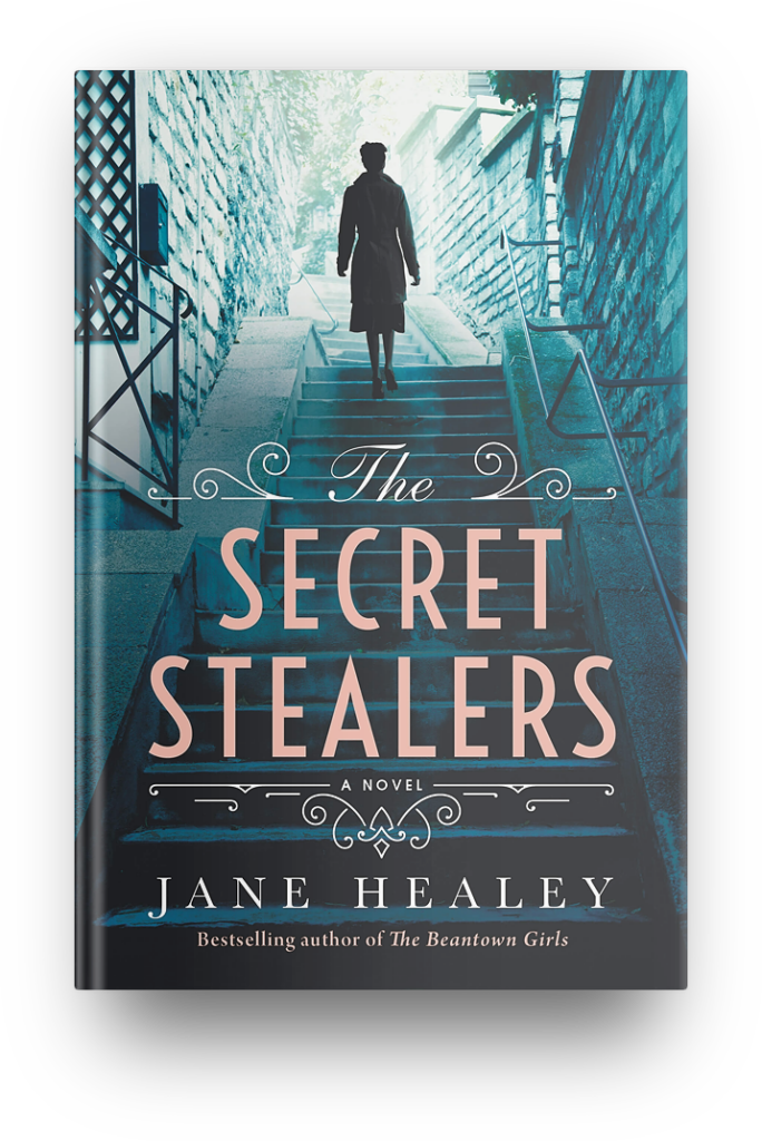 The Secret Stealers Cover