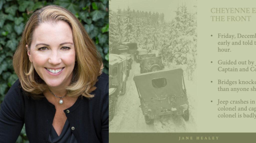 Jane Healey Webinar Presentation The Beantown Girls Christmas