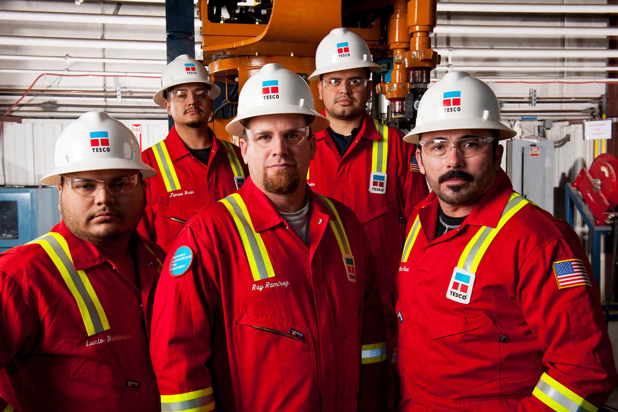 Industrial Technicians