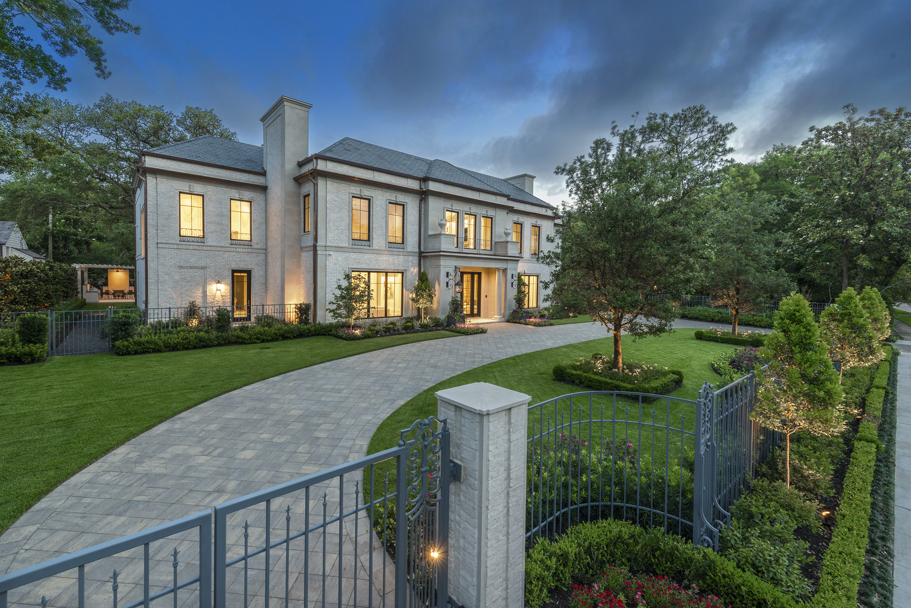 luxury home photographer Houston