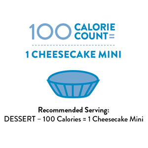 Perfect Portion Cheesecake Minis