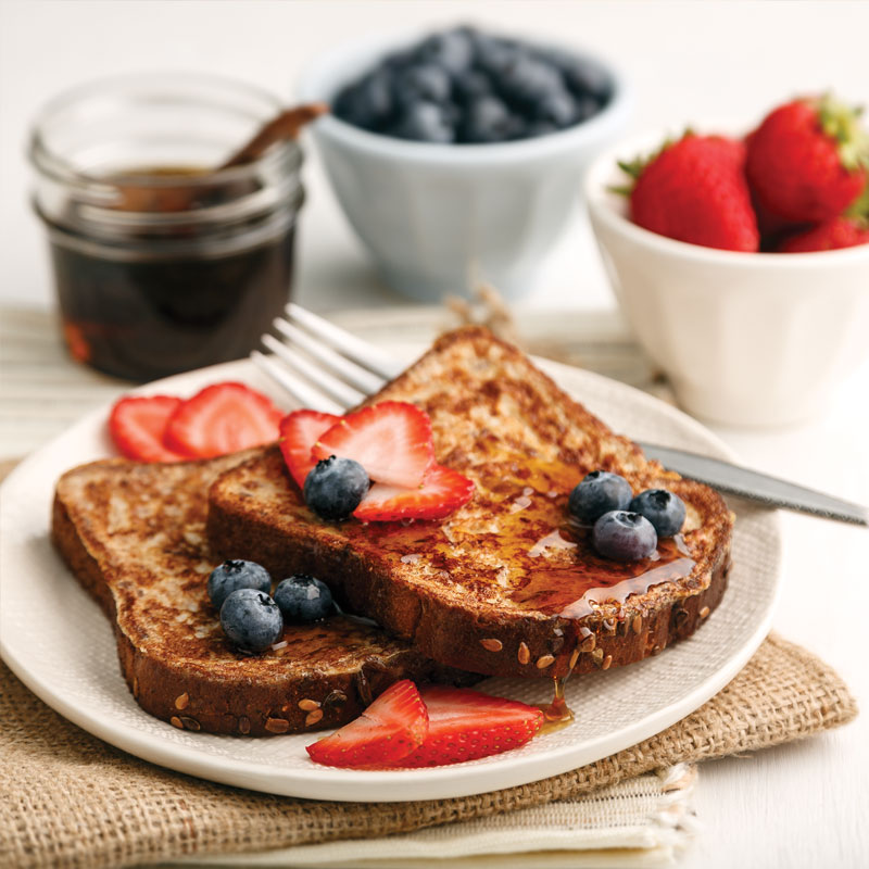 Perfect Portion French Toast