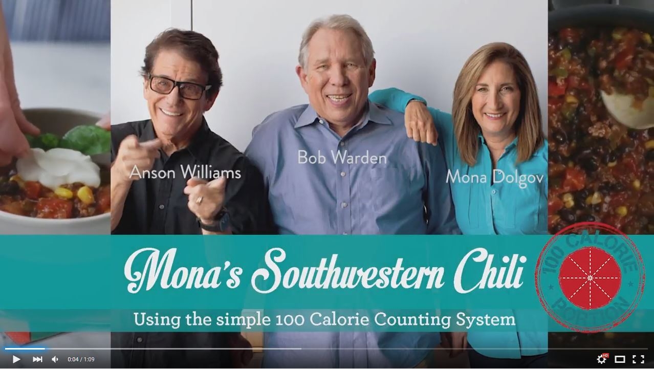 Perfect Portion How to Make Mona's Southwestern ChiliMon