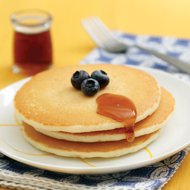 Perfect Portion Buttermilk Pancakes