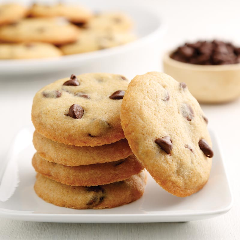 Perfect Portion Chocolate Chip Cookie