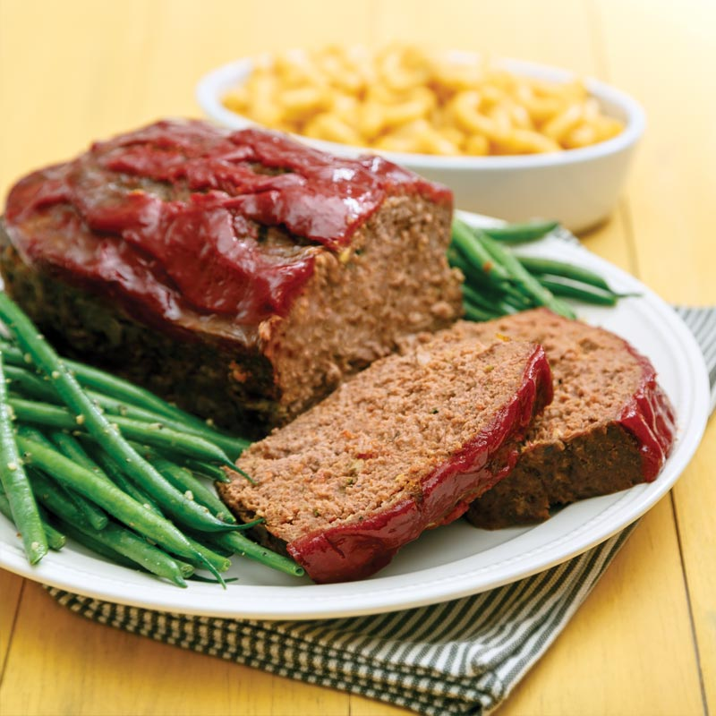Perfect Portion Classic Meatloaf