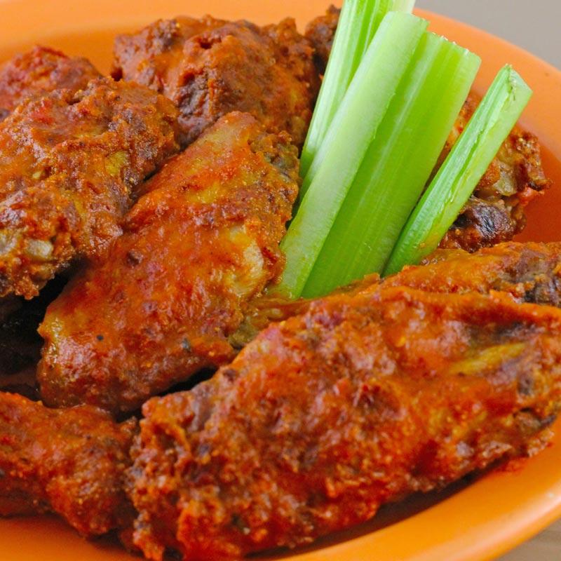 Perfect Portion Buffalo Wings