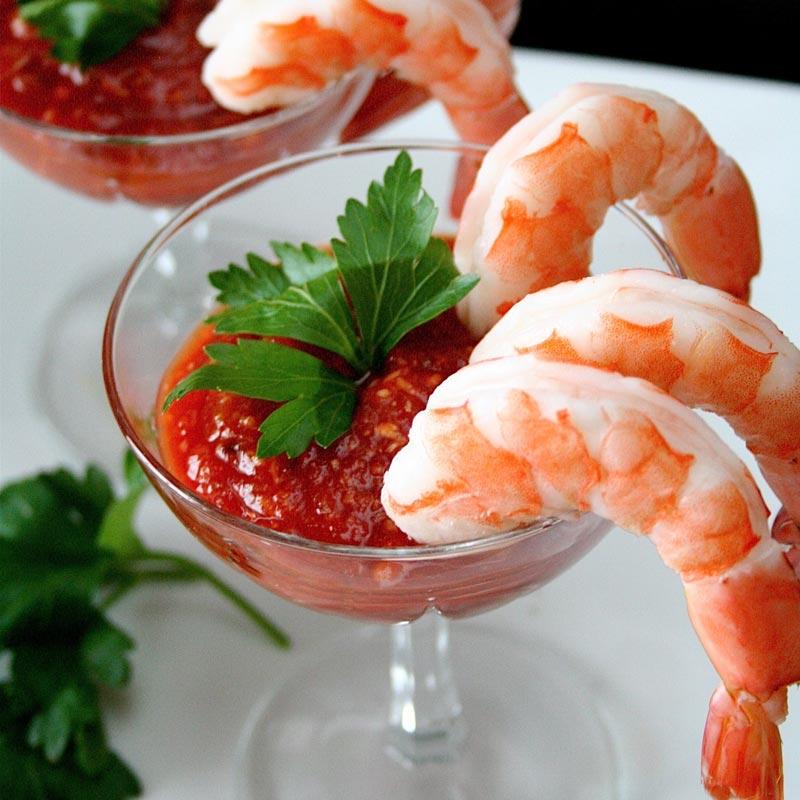 Perfect Portion Shrimp Cocktail