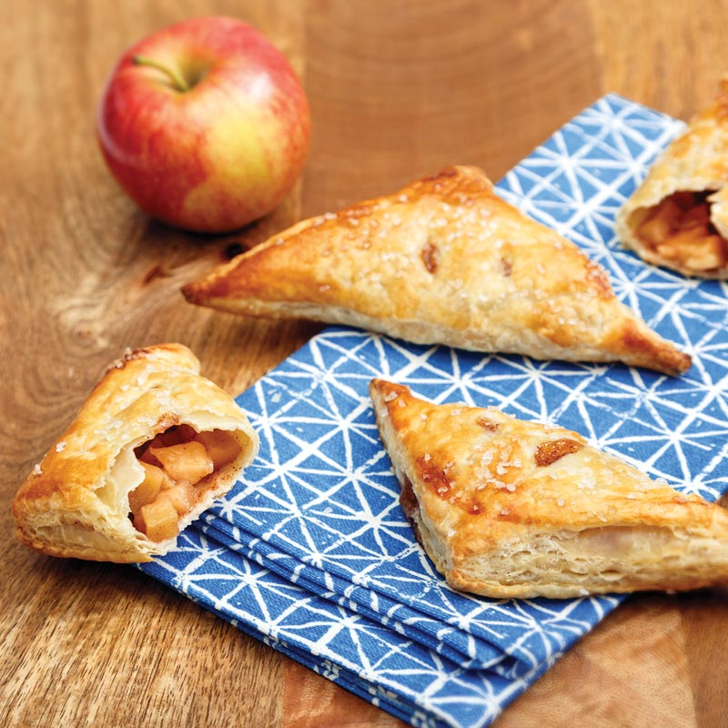 Perfect Portion Apple Pie Turnovers