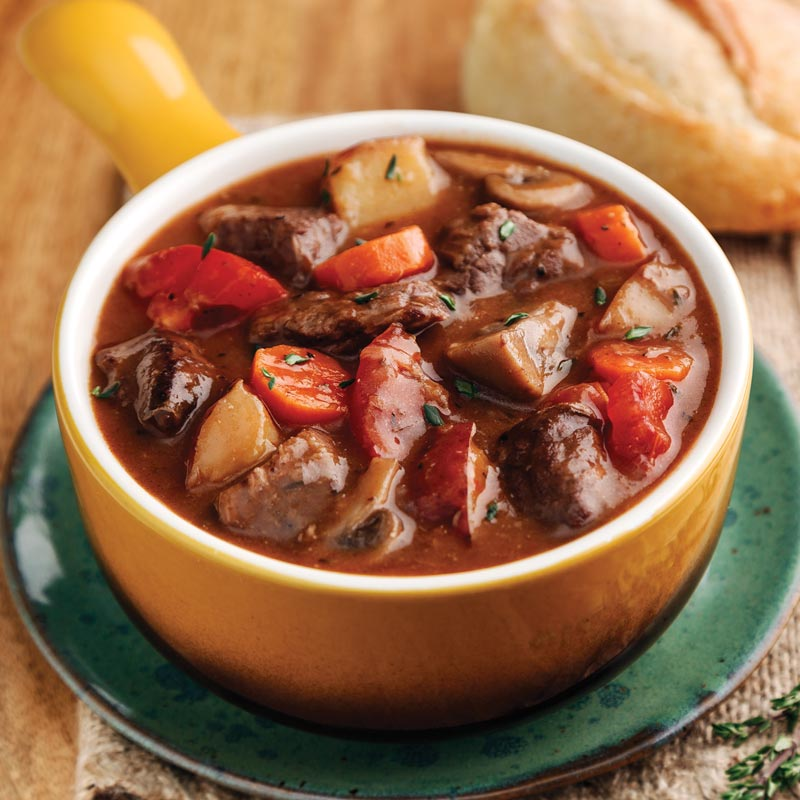 Perfect Portion Beef Stew