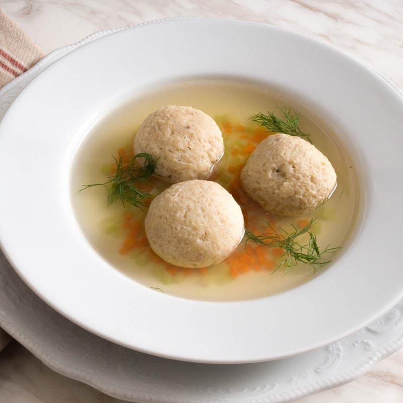 Perfect Portion Matzoh Balls