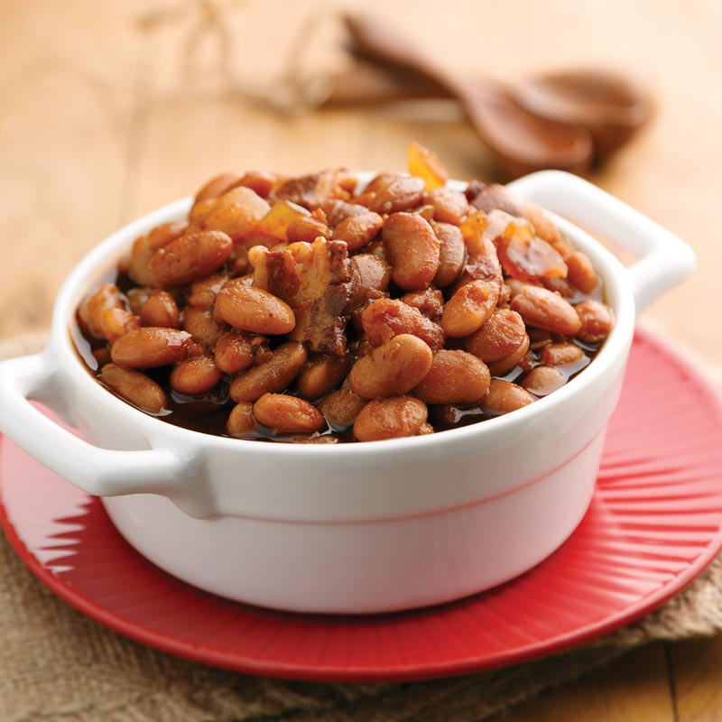 Perfect Portion Boston Baked Beans