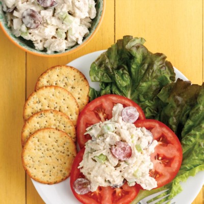 Perfect Portion Chunky Chicken Salad
