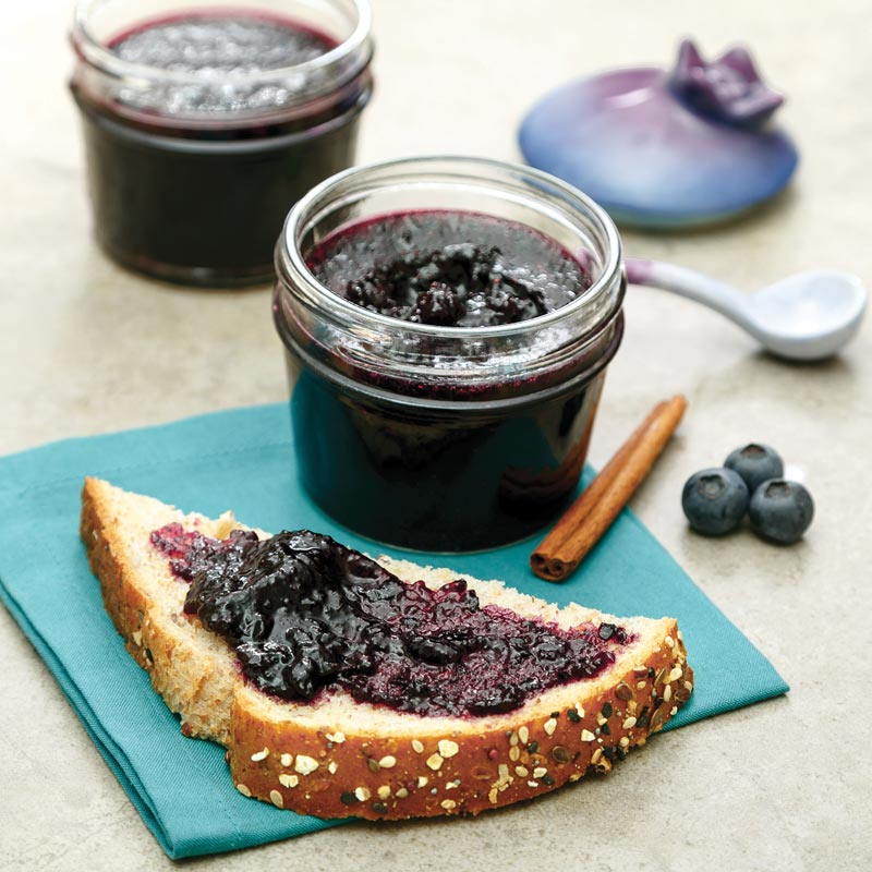 Blueberry Cinnamon Jam