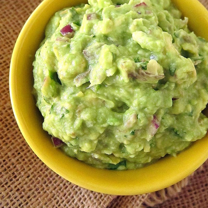 Perfect Portion Fresh Guacamole