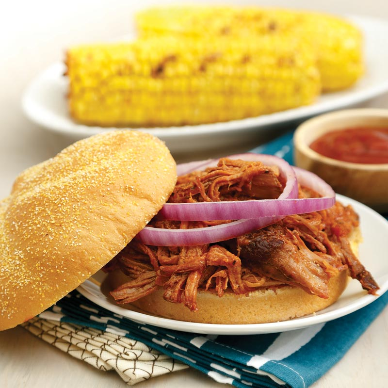 Perfect Portion Pulled Pork