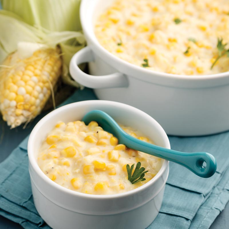 Perfect Portion Creamed Corn