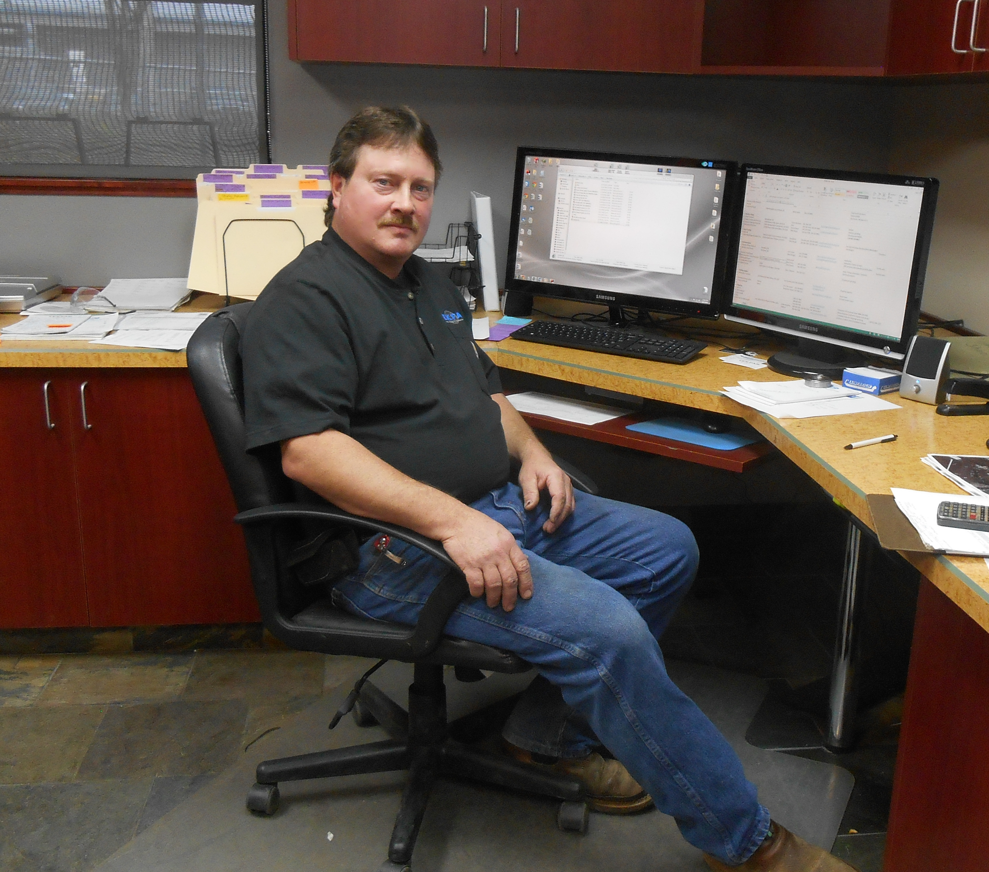 Welcome Dave Adams to the team!